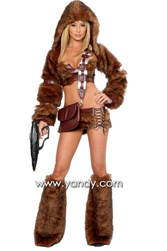 ridiculous-sexy-halloween-costumes-chewbacca