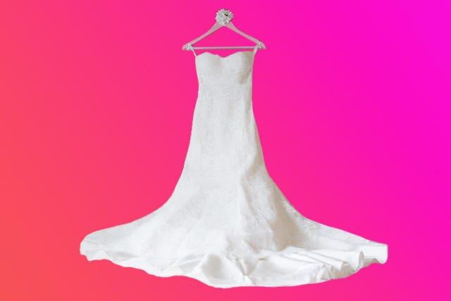 Wedding Dress Shopping Invite MotherInLaw