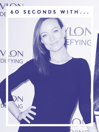 Olivia Wilde's Beauty Routine Is Extremely Low-Key