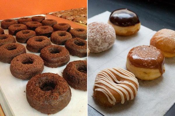 doughnut-slide