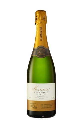 Morrisons Best Champagne_14.99