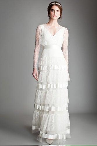 6 mẫu áo cưới Charming Wedding Gowns
