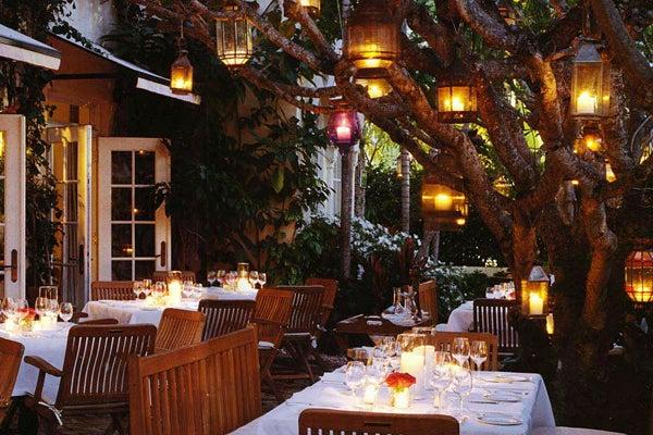 Most romantic miami restaurants south beach date nigh for Casa tua arredamenti rovereto