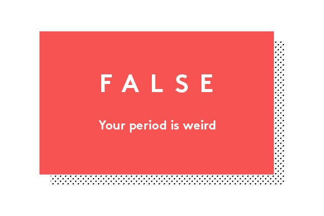 5 Things You Think You Know About Your Period