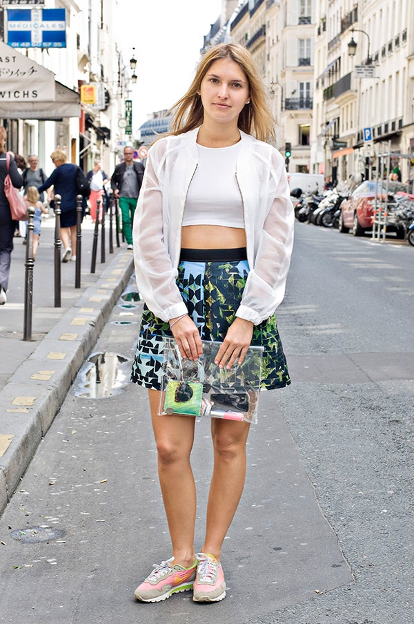 Street Style That Hits The Sporty-Spice Look Way Out Of The Park