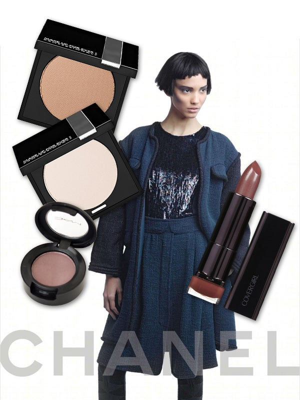 Photos: Courtesy of Chanel, Make Up For Ever; by Sara Haile; Courtesy of CoverGirl