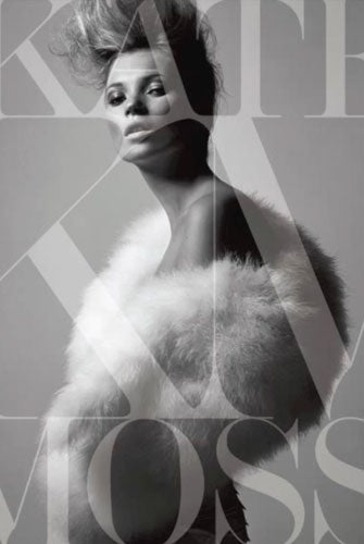 Kate Moss Book Cover
