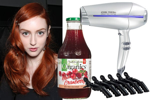 homemade-hair-treatments-cranberry