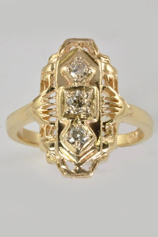 affordable vintage jewelry $349