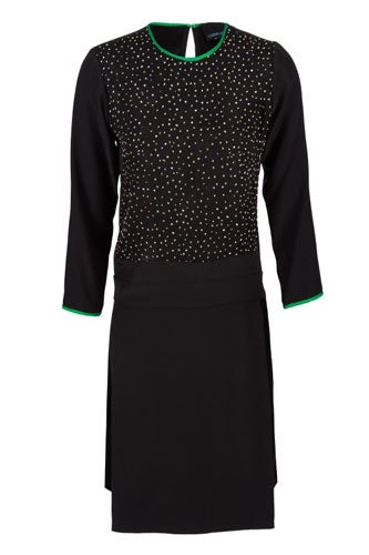 "Cynthia-Rowley,-""Beaded-Tweed-Silk-Dress"",-Cynthia-Rowley,-$450"