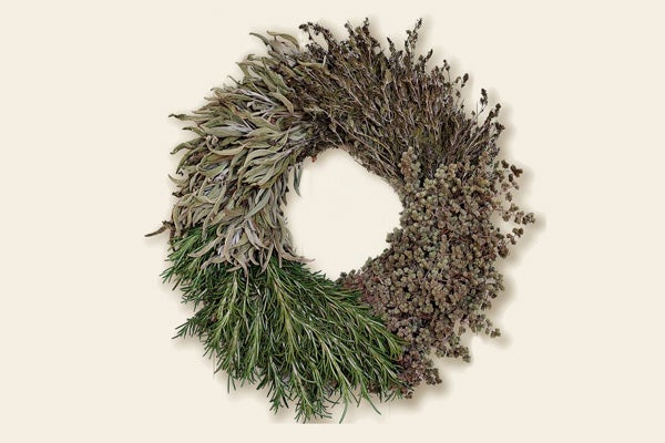 Williams Sonoma Wreath
