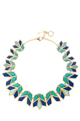 Lotus-Necklace-Aegean-Blue