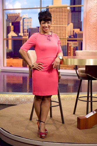Snap Valerie Warner Windy City Live Btscelebs The Only Source For In