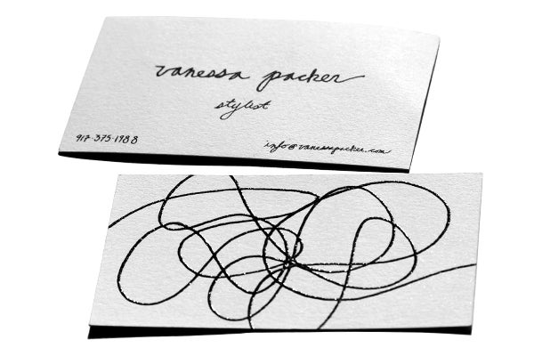 NYC Coolest Business Cards