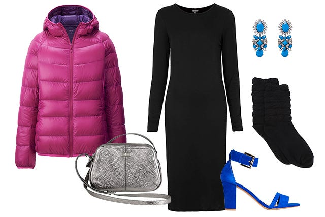 5 Cool-Girl Puffer Outfits That Are Actually Flattering