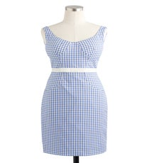 ALtuzarra-Blue-Gingham-Dress