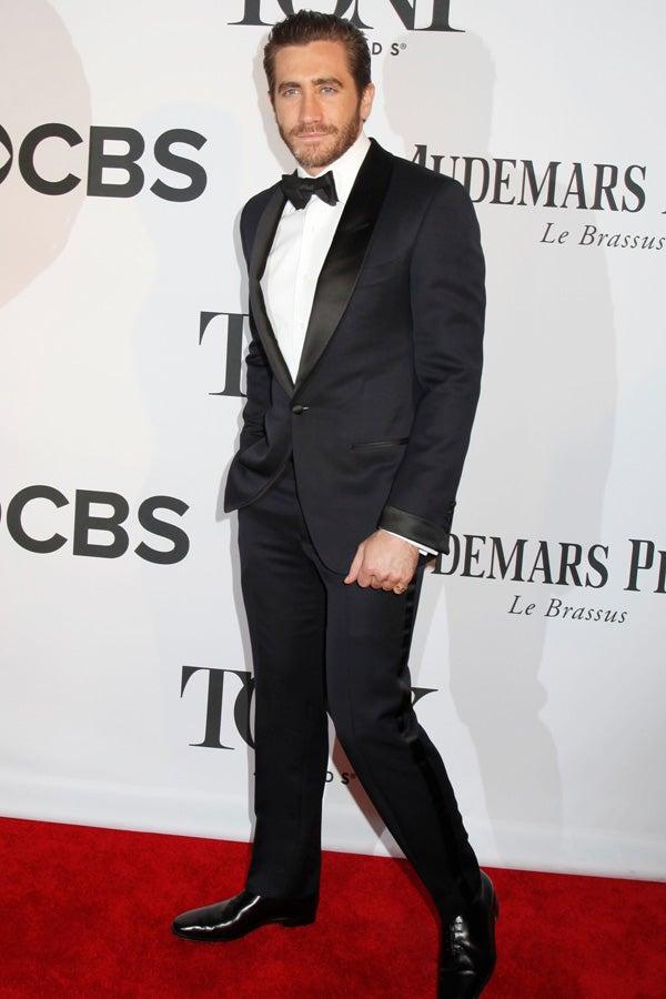 Jake Gyllenhaal in Tom Ford