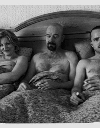 The Photo Of Aaron Paul Naked With Bryan Cranston Is Exactly As It ...