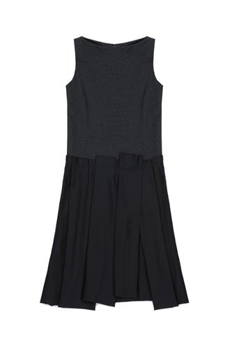 wool-and-jersey-pleat-dress