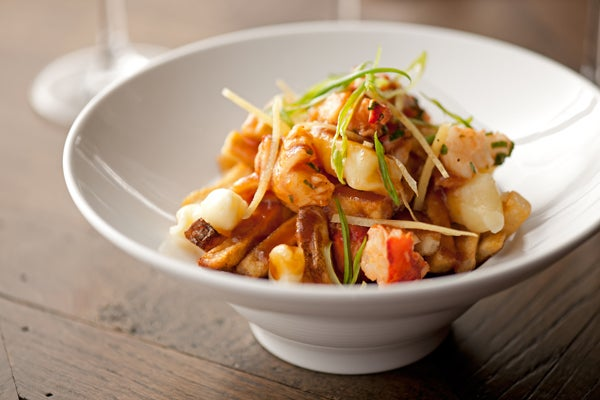 sized-boarding house's Lobster Poutine by Anthony Tahlier