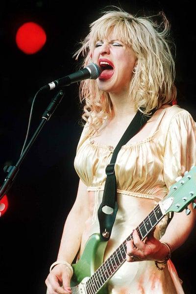 Courtney Love 80s