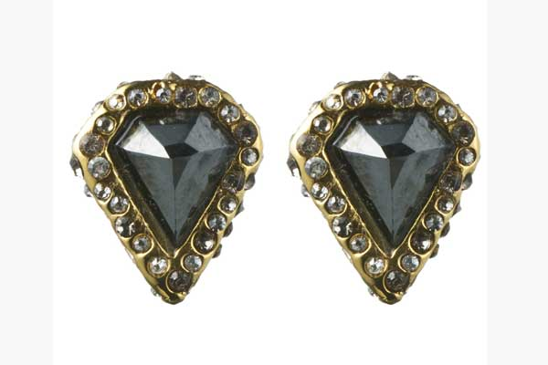 Alexis-Bittar-Bel-Air-Gold-Shield-Post-Earring-$125-slide