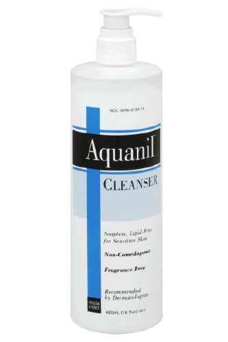 Aquanil Cleanser A Gentle, Soapless Lipid-Free Cleanser
