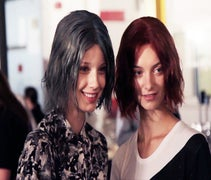 WATCH: We Snuck Backstage At Theyskens' Theory
