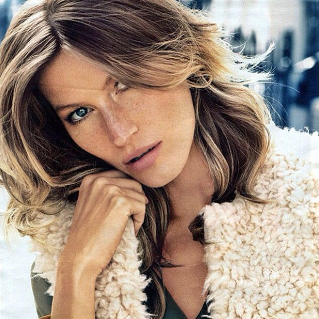 Gisele Bundchen's New Shots For H&M Debut In An Unlikely Place