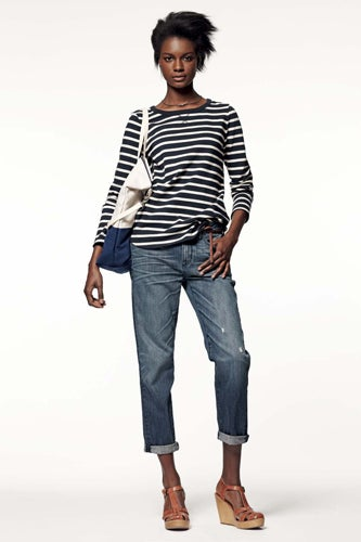 Gap Fall 2012 Look Book-1