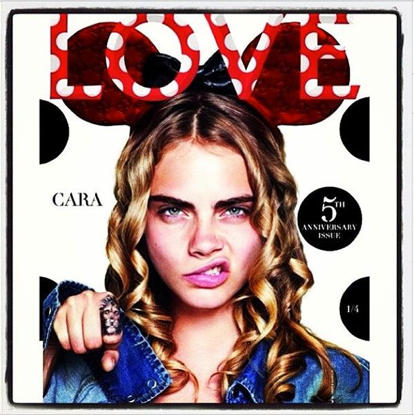 Love magazine images 94
