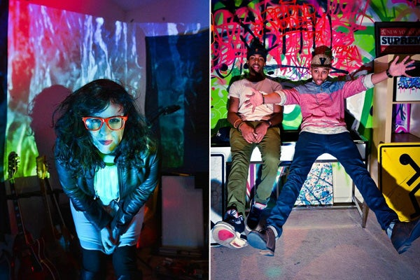 Scope The Style (& Sound) Of D.C.'s Up-And-Coming Music Acts