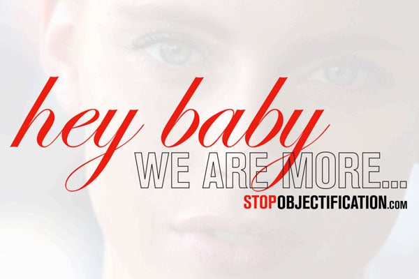 stop-objectfication