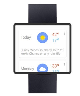 Google's Smartwatch To Hit The Market On Halloween?