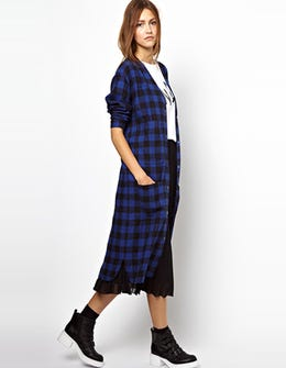 11 Stylish Flannels To Keep You Chic And Comfy