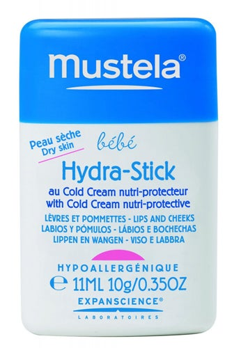 Mustela skincare product review