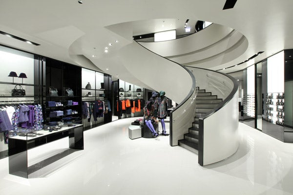 Emporio-Armani-Chicago-Interior
