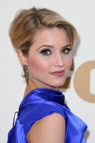 dianna-agron-party-hair