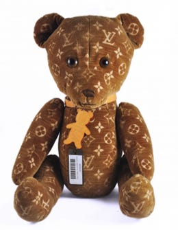 Can't Afford A $9,000 Teddy Bear? Try These Luxury Items