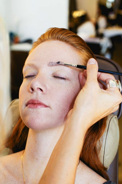how to get perfect thick eyebrows