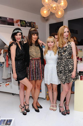 Sarah-Sophie-Flicker,-Maximilla-Lukacs,-Tavi-Gevinson,-Melissa-Coker
