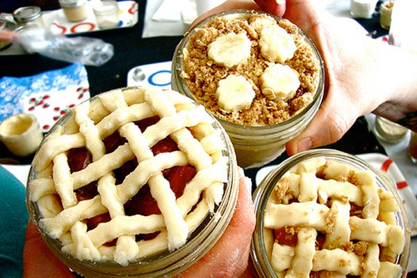 Pie-in-a-Jar-Class