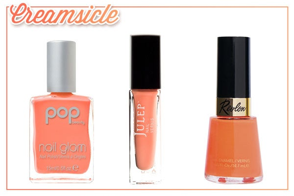 summer-nail-trends-orange