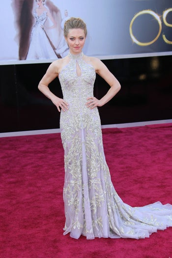 Amanda Seyfried 2013 Oscars