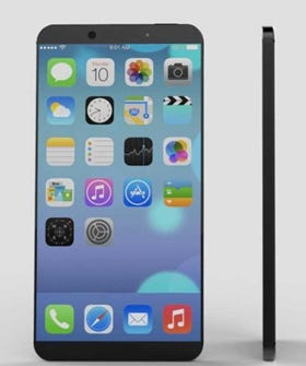 A Curved-Screen iPhone? Yes, Please