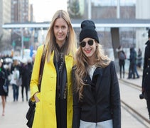 DVF Showgoers Show Off Their Camera-Ready NYFW Outfits