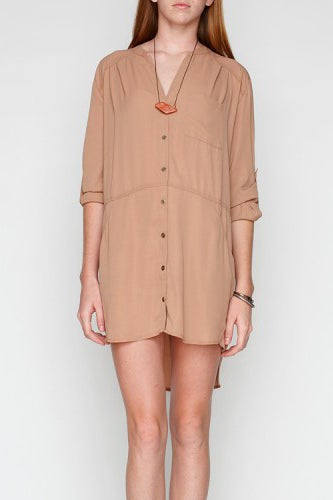 Goodall Shirt dress