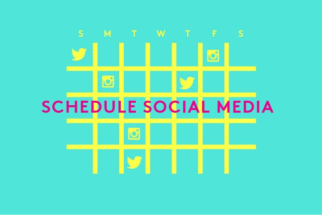 ScheduleSocialMedia