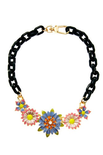 ASOS Garden Flower Necklace