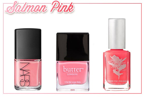 summer-nail-trends-pink